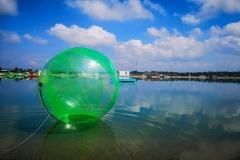 waterball bubisport